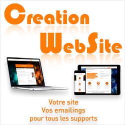 Creation WebSite